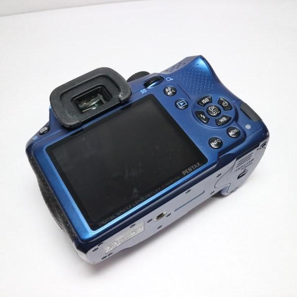 良品 K-30 クリスタルブルー ボディ 本体 安心保証 即日発送 デジ1 PENTAX デジタルカメラ 本体