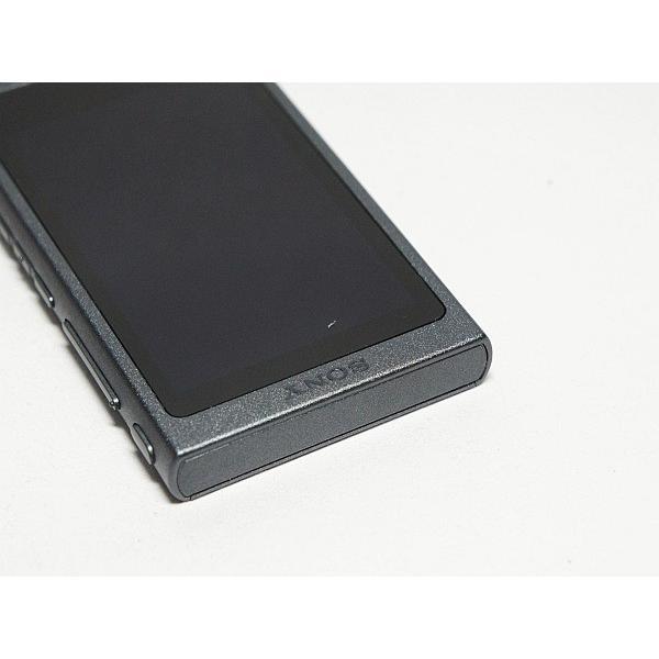 新品同様 NW-A35HN チャコールブラック 中古本体 安心保証 即日発送 オーディオプレイヤー SONY 本体