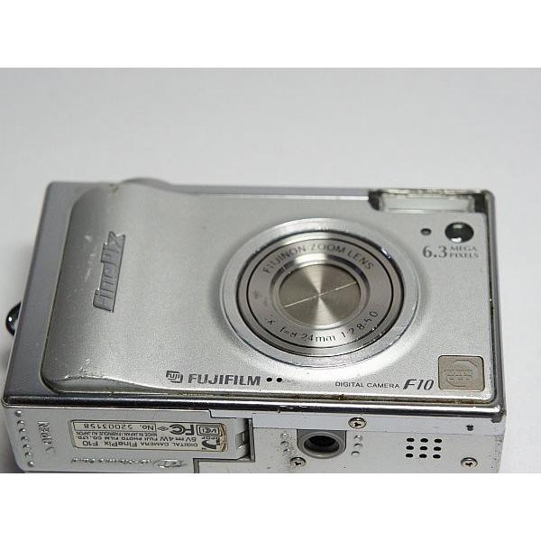 良品中古 FinePix F10 シルバー 中古本体 安心保証 即日発送 FUJIFILM デジカメ デジタルカメラ 本体