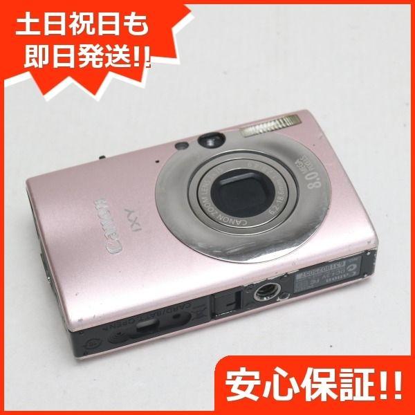 良品中古 IXY DIGITAL 20 IS ピンク 中古本体 安心保証 即日発送 Canon デジカメ デジタルカメラ 本体 あすつく 土日祝発送OK