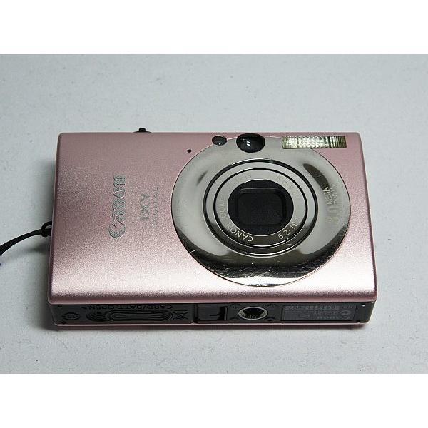 美品 IXY DIGITAL 20 IS ピンク 中古本体 安心保証 即日発送 Canon デジカメ デジタルカメラ 本体