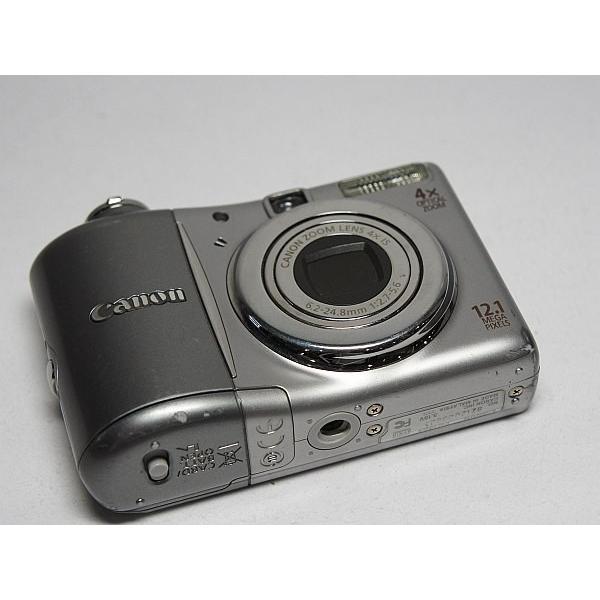 良品中古 PowerShot A1100 IS シルバー 中古本体 安心保証 即日発送 Canon デジカメ デジタルカメラ 本体