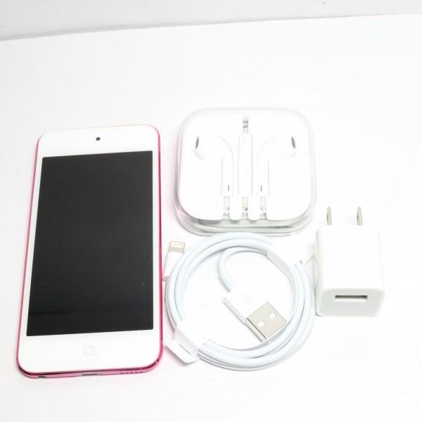 美品 iPod touch 第6世代 32GB ピンク 中古本体 安心保証 即日発送 オーディオプレイヤー Apple 本体