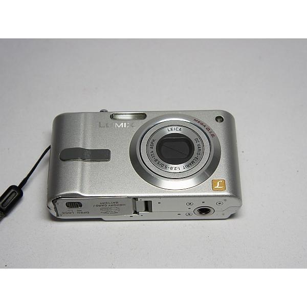 美品 DMC-FS1 シルバー 中古本体 安心保証 即日発送 Panasonic LUMIX デジカメ 本体