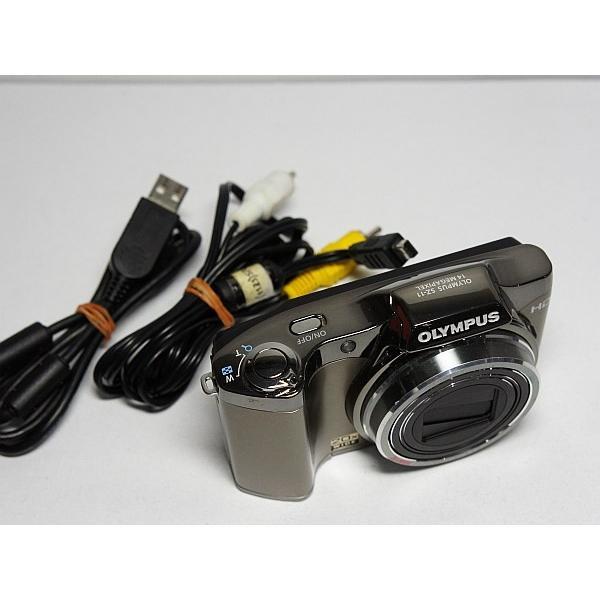 超美品 SZ-11 シルバー 中古本体 安心保証 即日発送 OLYMPUS デジカメ デジタルカメラ 本体