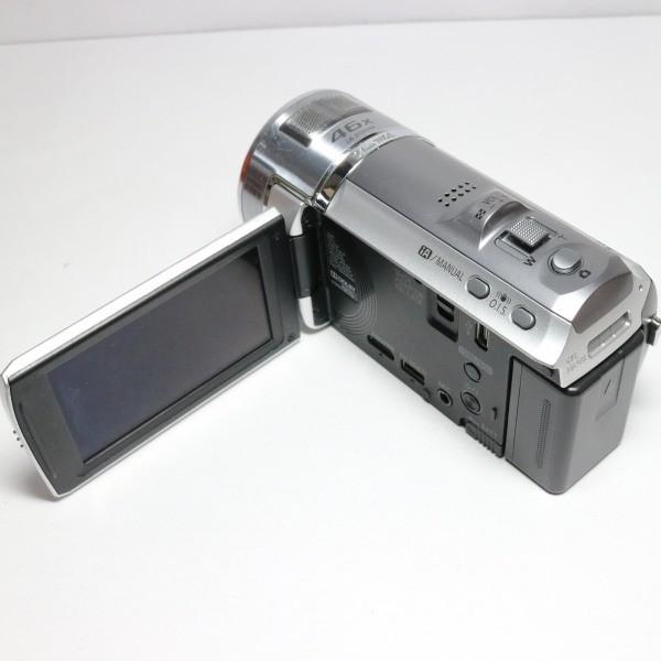 美品 HC-V600M シルバー 本体 安心保証 即日発送 デジビデ SONY デジタルビデオカメラ 本体
