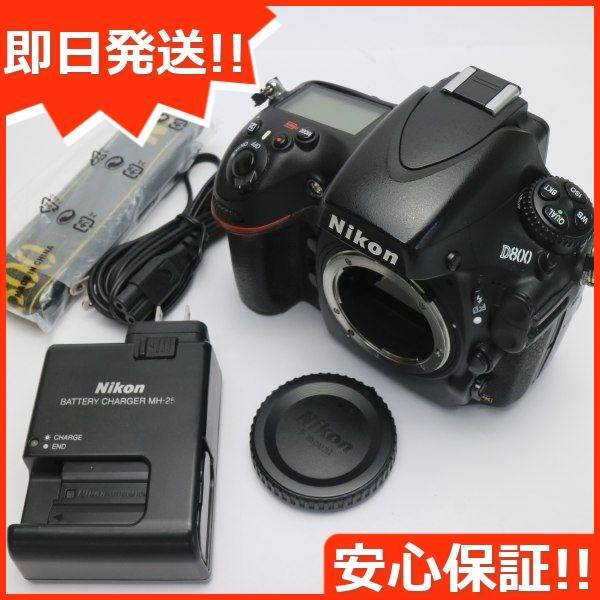 良品中古 Nikon D800 ブラック ボディ 中古本体 安心保証 即日発送 デジ1 Nikon デジタルカメラ 本体|eco-sty|01