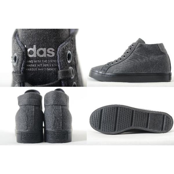 adidas CV HEEL HEATHER AC アディダス コート バンテージ ヒール ヘザー グレー レディース スニーカー db1286