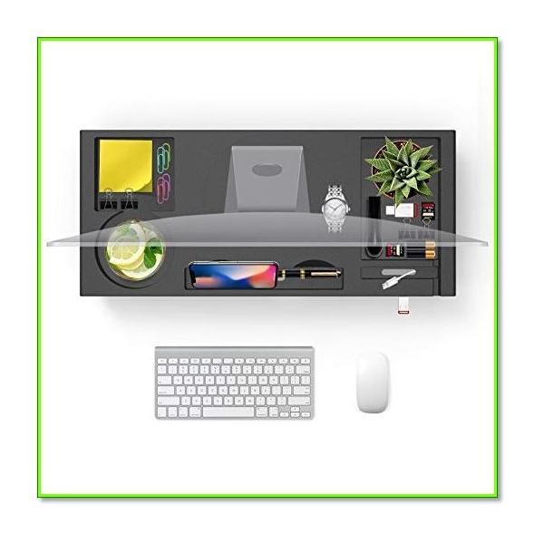 モニター台 4USBポートパソコン台 モニタースタンド 大容量 机上台 収納ラック 日本語説明書 0976|eco2|06