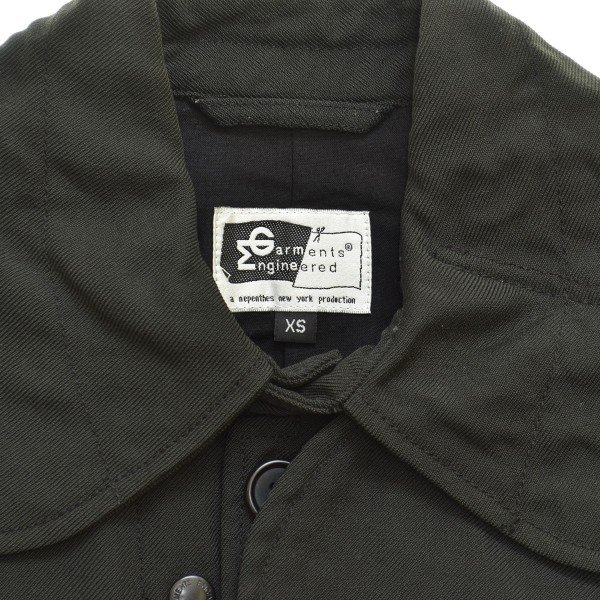 【サイズ:XS】 【送料無料】 Engineered Garments / 【中古】 エンジニアードガーメンツ 【メンズ】 【ブルゾン】