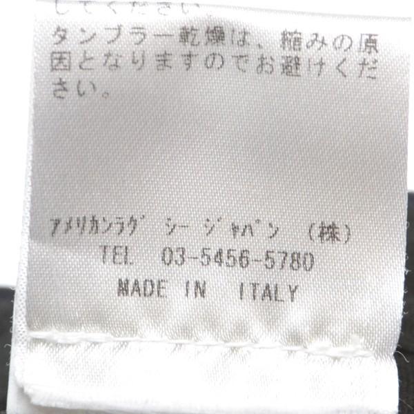 アクネジーンズ ACNE JEANS スラックスパンツ アメリカンラグシー社タグ イタリア製 サイズ48 S 中古 古着|ecoikawadani|05