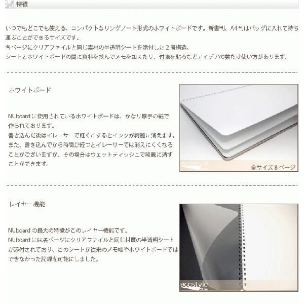 NUboard/ヌーボード新書判(NUboard-S)|ecojiji|02