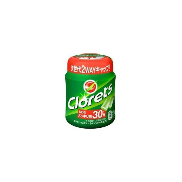 クロレッツXP オリジナルミント 緑  XP ボトルR ガム Clorets