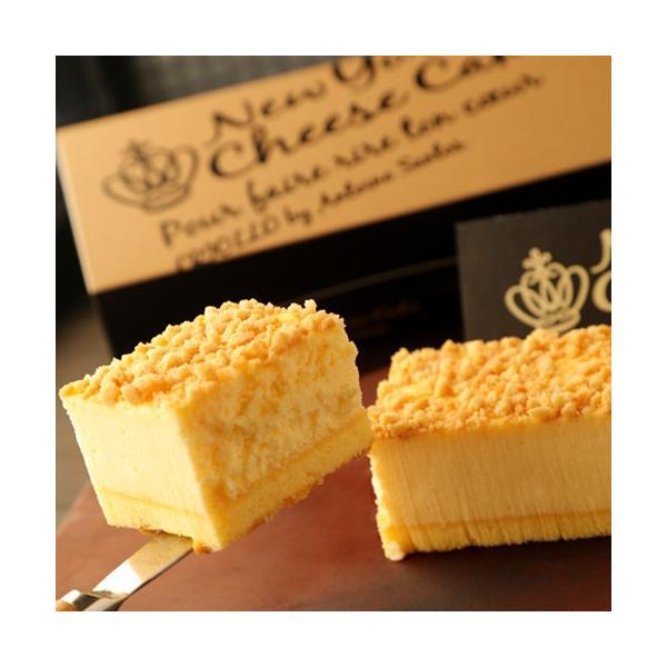 中元 プレゼント ギフト 濃厚なめらかニューヨークチーズケーキ 長方形 | 冷凍便