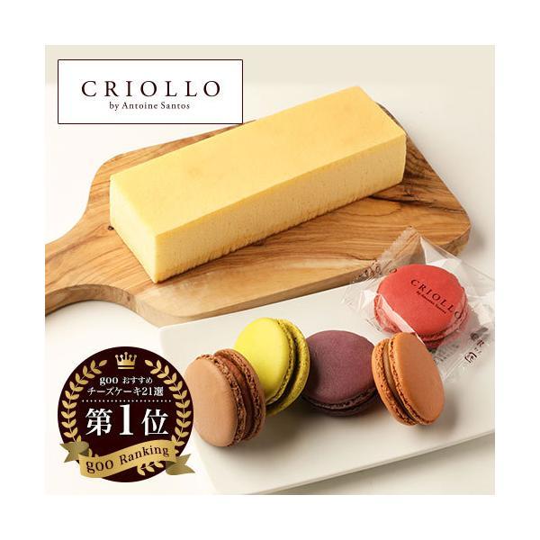 母の日2021幻のチーズケーキ+マカロン5個セットAの食べ比べセット|冷凍便