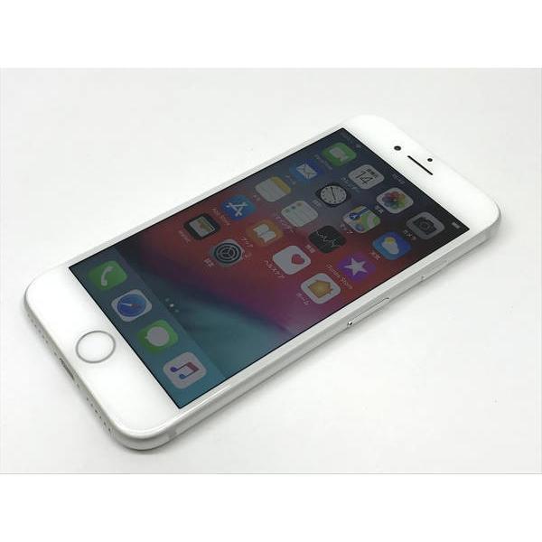 iPhone+格安SIMセット 32GB シルバー docomoの画像
