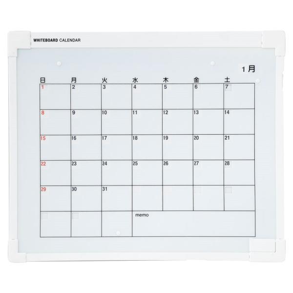LIHIT LAB.<リヒトラブ>ホワイトボードカレンダー A215