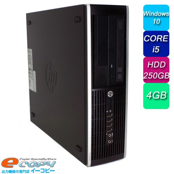 Office付き HP Compaq Pro 6300 SFF Core i5 3470 3 2GHz HDD