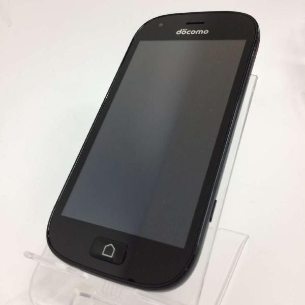 らくらくスマートフォン 4 F-04J 16GB ブラック docomoの画像