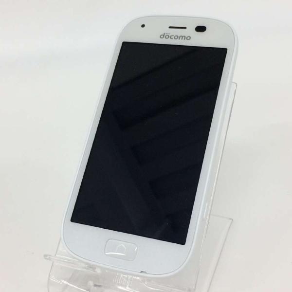 らくらくスマートフォン 4 F-04J 16GB ホワイト docomoの画像