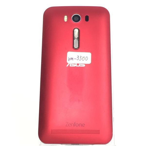 【中古】ZenFone2 Laser ASUS Z00ED  SIMフリー 8GB レッド rm-03500|ecosma|04