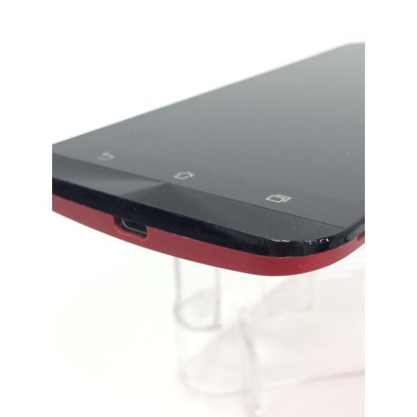【中古】ZenFone2 Laser ASUS Z00ED  SIMフリー 8GB レッド rm-03500|ecosma|07