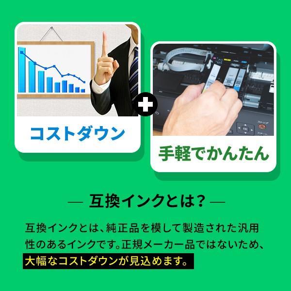 キヤノン 互換 インクカートリッジ BCI-371XL+370XL/6MP 6個セット (Y) Canon キャノン インク キャノンプリンターインク|ecotte-shop|03