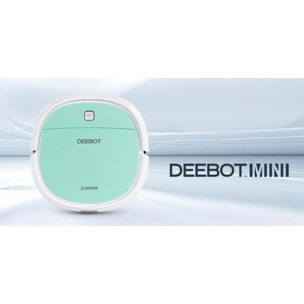ロボット掃除機 お掃除ロボット DEEBOT MINI ディーボット ミニ DK560 乾拭き|ECOVACS エコバックスお掃除ロボット|国内正規品|ストアポイント5倍|ecovacsjapan|02