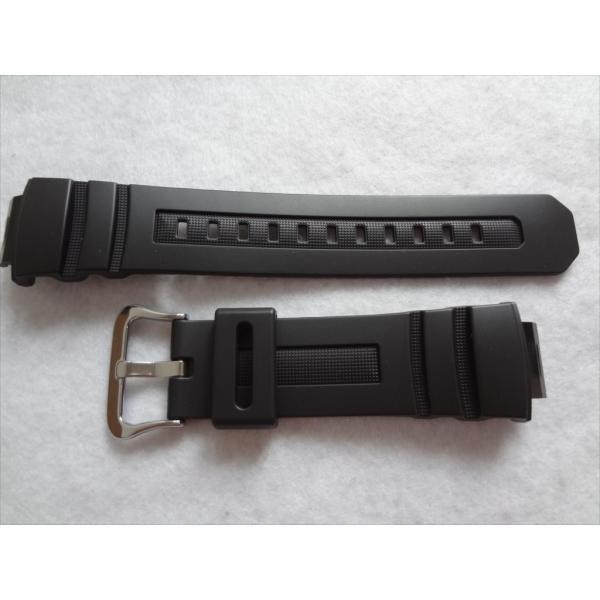 CASIO 純正 腕時計バンド AWG-M100A-1AJF AW-590-1AJF AWG-101-1AJF AWG-M100-1 AWG-M100B-1A 用 G-SHOCK ベルト