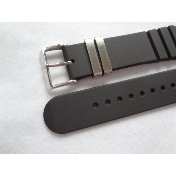 Citizen シチズン 純正 4-732308等用 バンド 20mm 腕時計 ベルト 黒