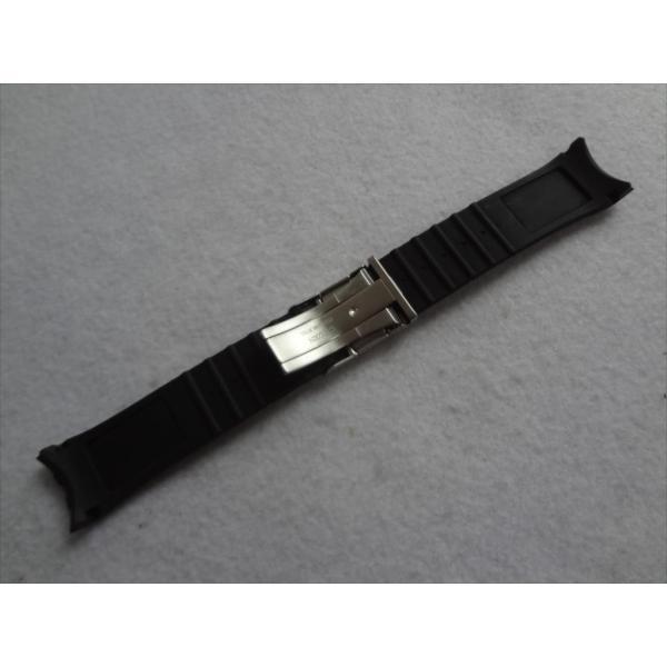 Citizen 純正 腕時計 ベルト CB0027-18E CB0027-00E CB0021-06E 用 時計バンド 黒色 黒 ブラック