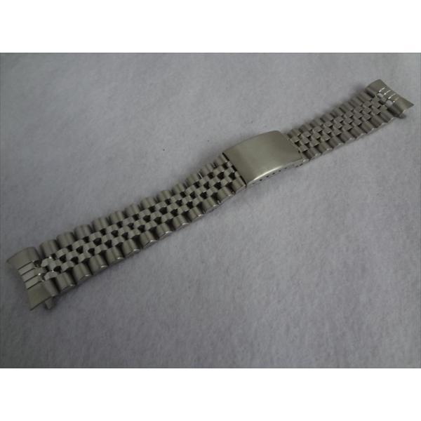 hot sale online bf24f d47c2 Rolex ロレックス Datejust 1600 1601 16014 16233 16200 15200 15210 用 20mm 316L  ステンレス 腕時計ベルト Jubilee バンド ブレスレット