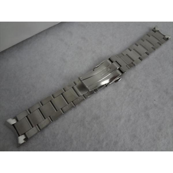 Seiko 純正 ステンレスバンド SARB013 / SARB017 / SARB015 用 20mm 腕時計ベルト D3A7AB