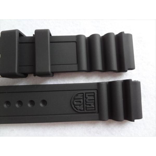 Luminox 純正バンド 3000 / 3100 / 3200 / 3400 / F-117 等用ベルト 22mm ルミノックス