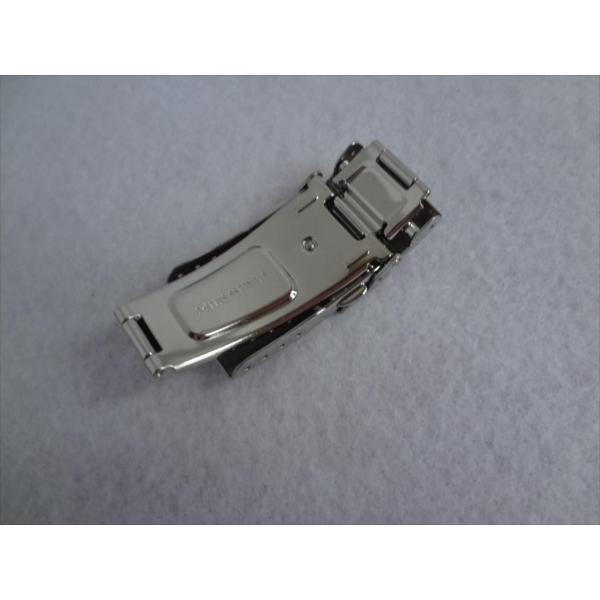 Seiko 純正 5M62-0BL0 7N36-0AF0 SBCZ011 ステンレスバンド用 バックル 尾錠幅:約20mm