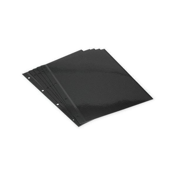 A4アルバムレフィル[BASIS] ブラック edc 02
