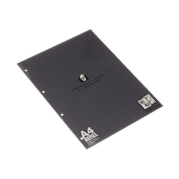 A4スクラップ厚口台紙[BASIS] インディゴ|edc
