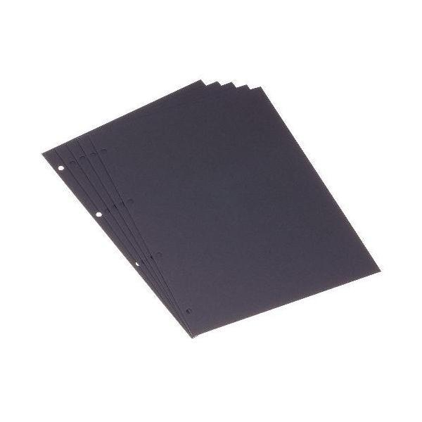 A4スクラップ厚口台紙[BASIS] インディゴ|edc|02
