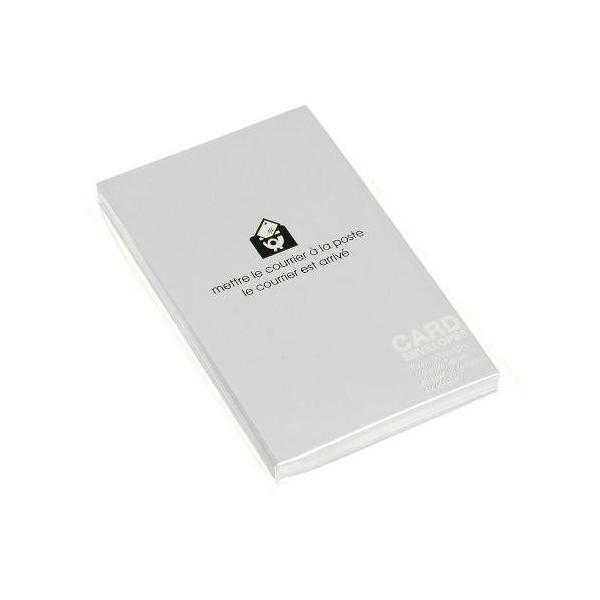 カード封筒 名刺サイズ 20枚入り アジサイ PASTEL シンプル 公式通販サイト