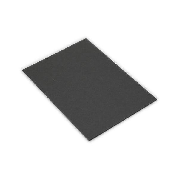 レターセット ボリューム ブラック BLACK  洋2封筒 シンプル 公式通販サイト|edc|02