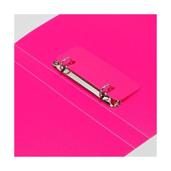 B5 2Hファイル ピンク|edc|02