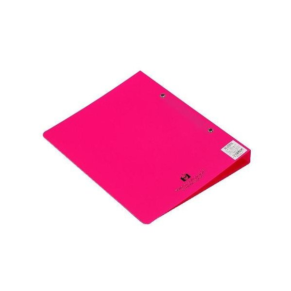 B5 2Hファイル ピンク|edc|03