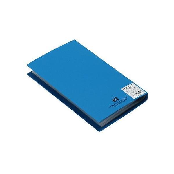 ビジネスカードホルダー ブルー edc 03