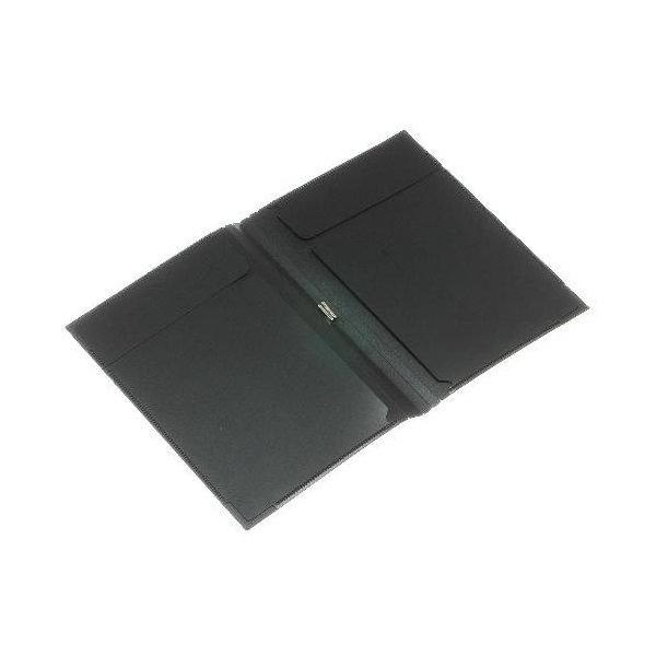 B6ノートカバー[SOLID] S.ブラック edc 02