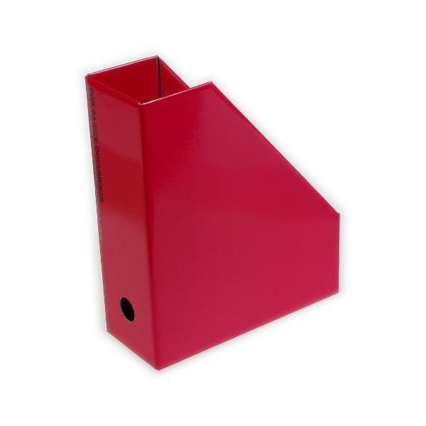 ファイルボックス A4 SOLID2 紙製 収納ボックス マガジンボックス 公式通販サイト|edc|06