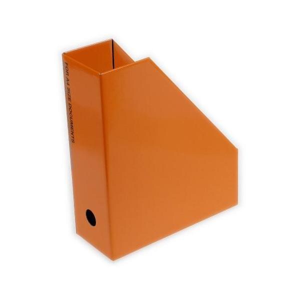 ファイルボックス A4 SOLID2 紙製 収納ボックス マガジンボックス 公式通販サイト|edc|08