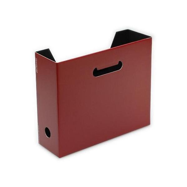 ファイルボックス A4 SOLID3 紙製 収納ボックス マガジンボックス 公式通販サイト|edc|04