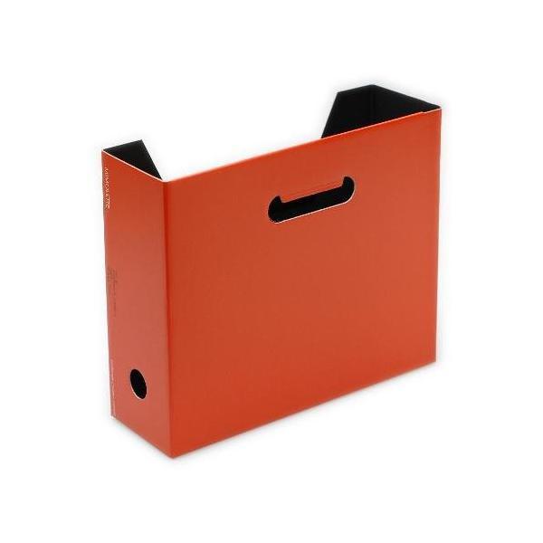 ファイルボックス A4 SOLID3 紙製 収納ボックス マガジンボックス 公式通販サイト|edc|05