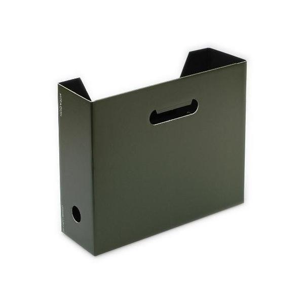 ファイルボックス A4 SOLID3 紙製 収納ボックス マガジンボックス 公式通販サイト|edc|07