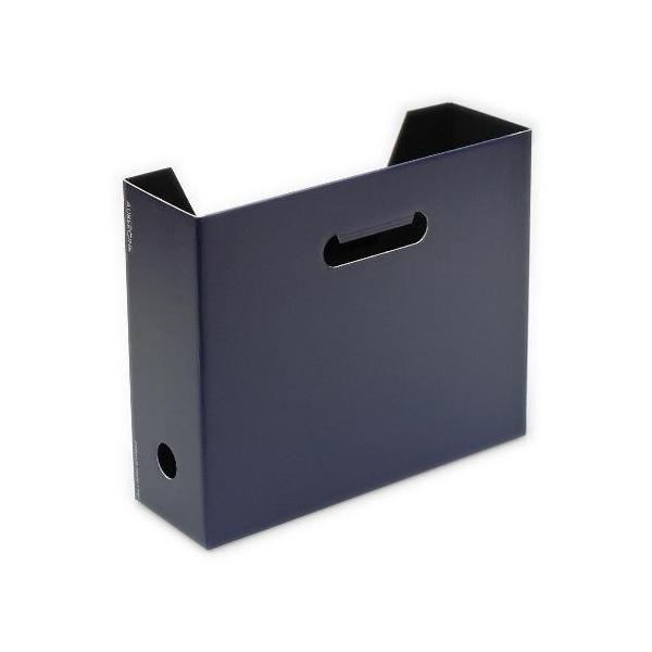 ファイルボックス A4 SOLID3 紙製 収納ボックス マガジンボックス 公式通販サイト|edc|08